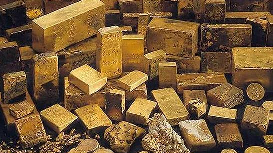 TreasureHunter3D biggest treasure ever found high price value money gold bars block
