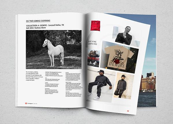 Demise Magazine