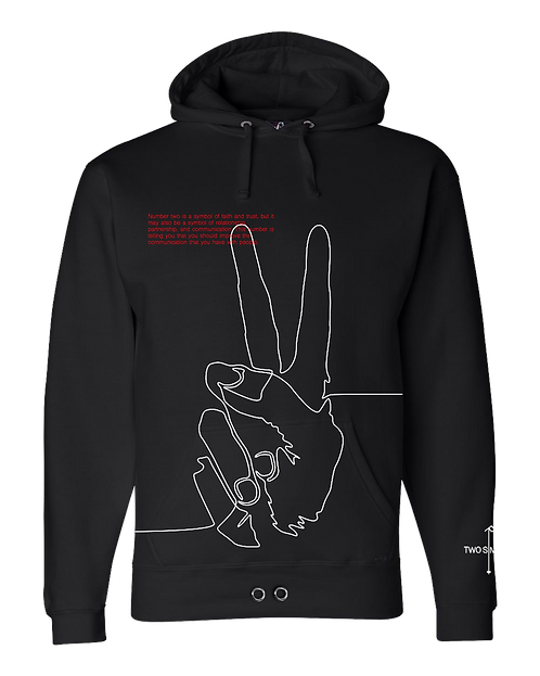THE PANTHEON HOODIE (LIMITED EDITION) RR COLLAB