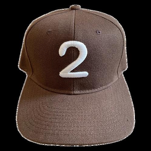 2ND CHANCE HAT BRWN