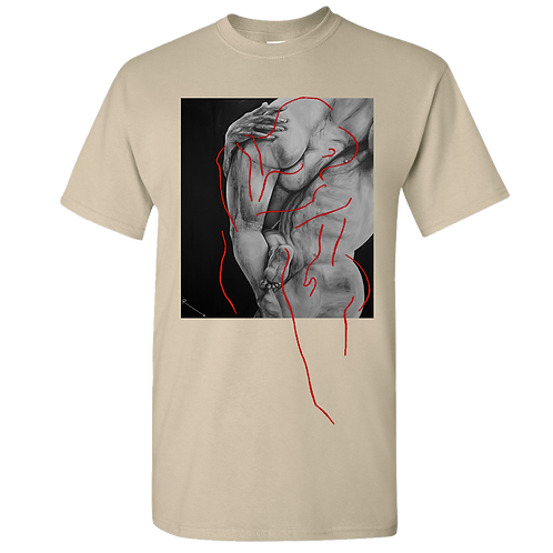 SABINE WOMEN TEE (LIMITED EDITION) RR COLLAB