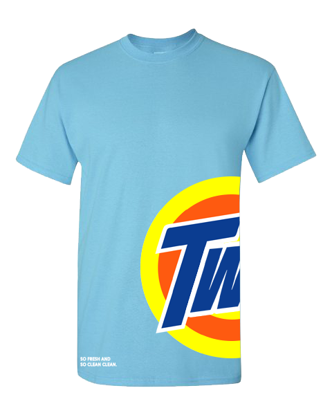 TWO CLEAN TEE