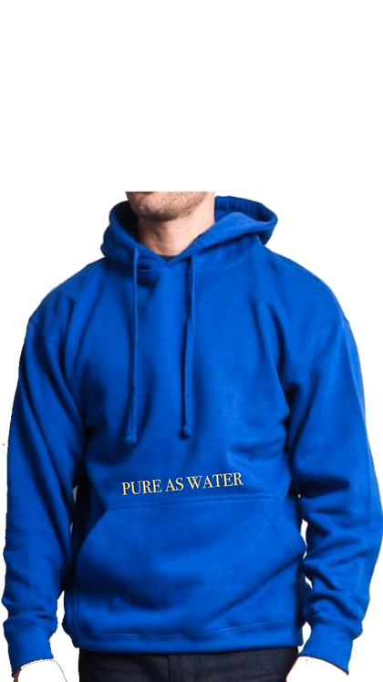 JESUS IS KING 'Water' HOODIE