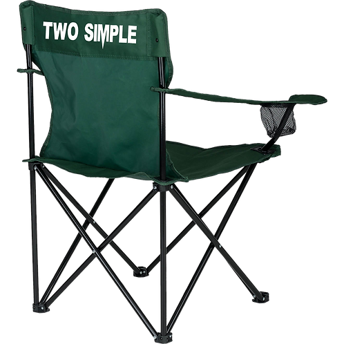 TWO SIMPLE LAWN CHAIR PACKAGE