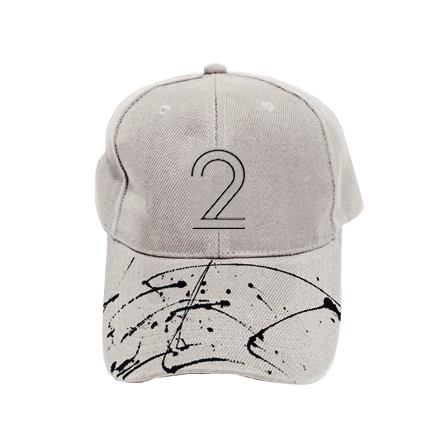 2 Simple Trucker Hat