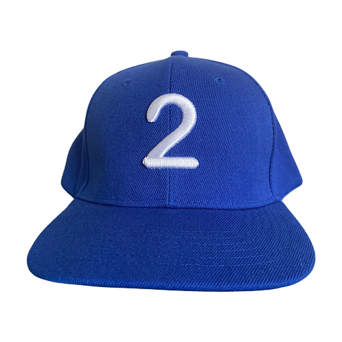 2ND CHANCE HAT BLUE