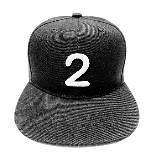 2ND CHANCE HAT BLK