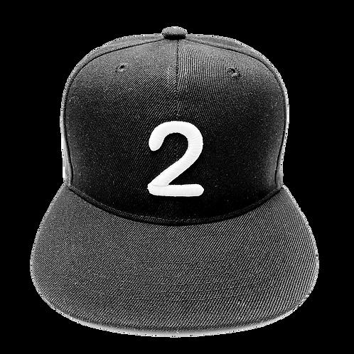 2ND CHANCE HAT BLK
