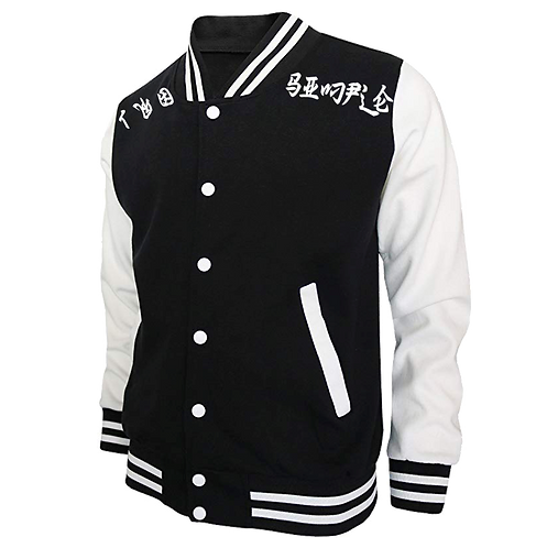 BLESSED JACKET White