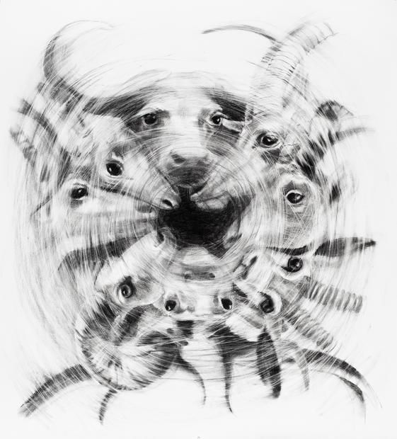 Antlered Animals Circle