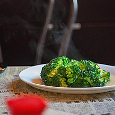 Broccoli and Oyster sauce (1 serve)