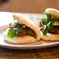 Pulled Beef Rendang Sliders