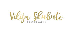 vilija skubute photography golden logo
