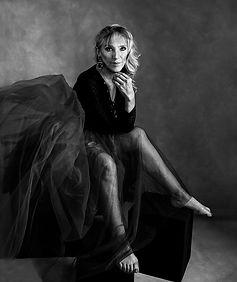 women 40 over 40 portrait photoshoot