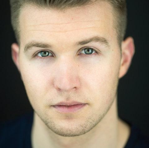 Actor headshot photography