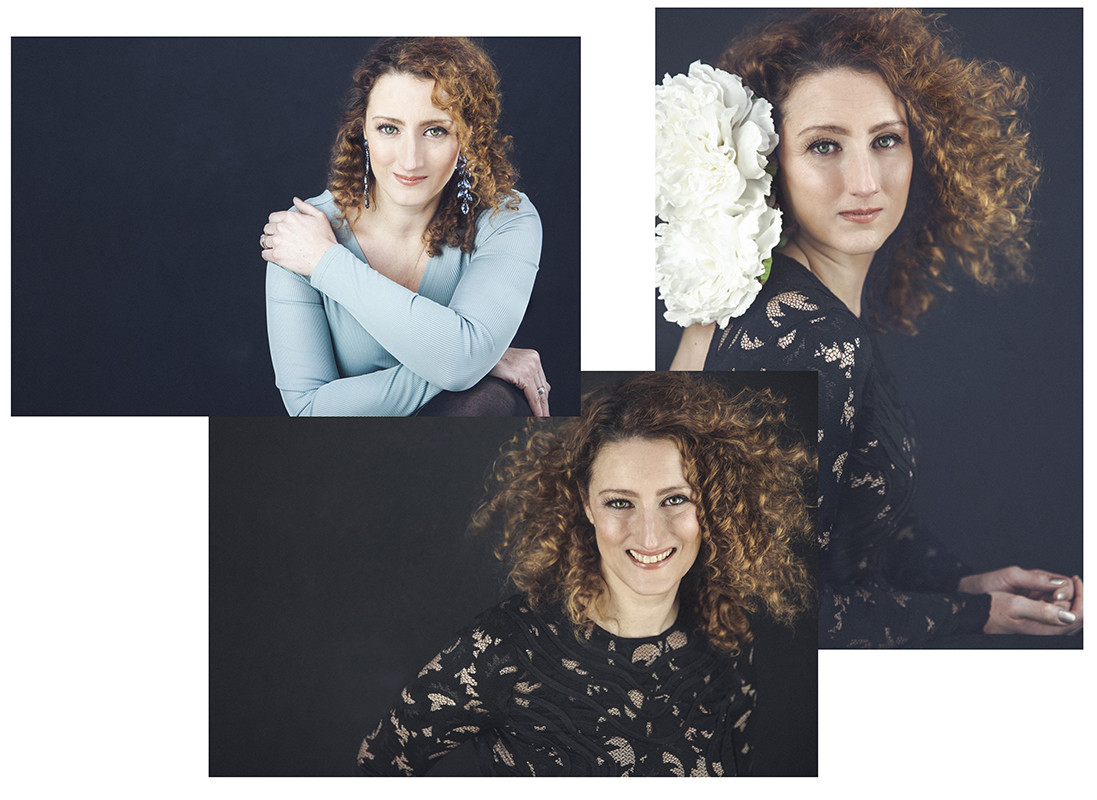 """""""Vilija, I am not a person who is comfortable in front of a camera and you made me feel totally relaxed, and then worked some magic to create pictures I love!  I did not know I could look like that. The day was such a  treat and the results are  fantastic! Thank you so much."""""""