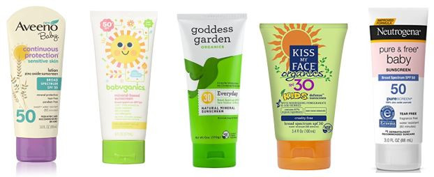 THE SCOOP ON THE BEST SUNSCREENS ON A GIRLFRIEND'S BUDGET