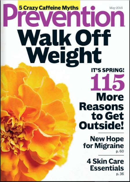 Great article on what is on the horizon for Migraines in Prevention Magazine