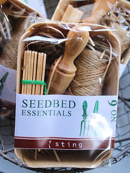 Seedbed Essentials Gardening Kit