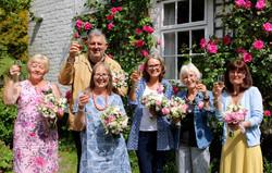Wedding Flowers workshop