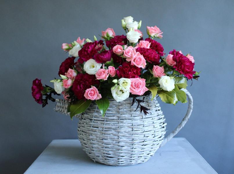 Mig Kimpton flowers