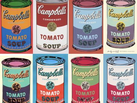 Kort og godt om Andy Warhol