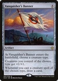 Vanquisher's Banner