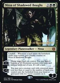 Nissa of Shadowed Boughs Prerelease
