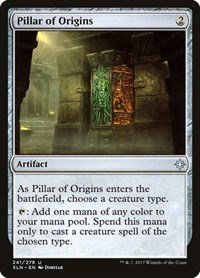 Pillar of Origins