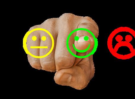 4 大技巧化解負面評論