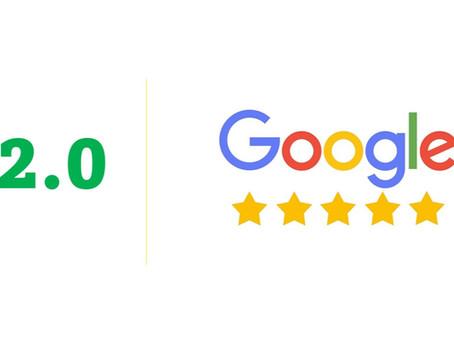 Google 評論 2.0 的時代已來臨 (上)