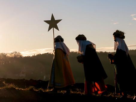 Die Sternsinger sind wieder unterwegs