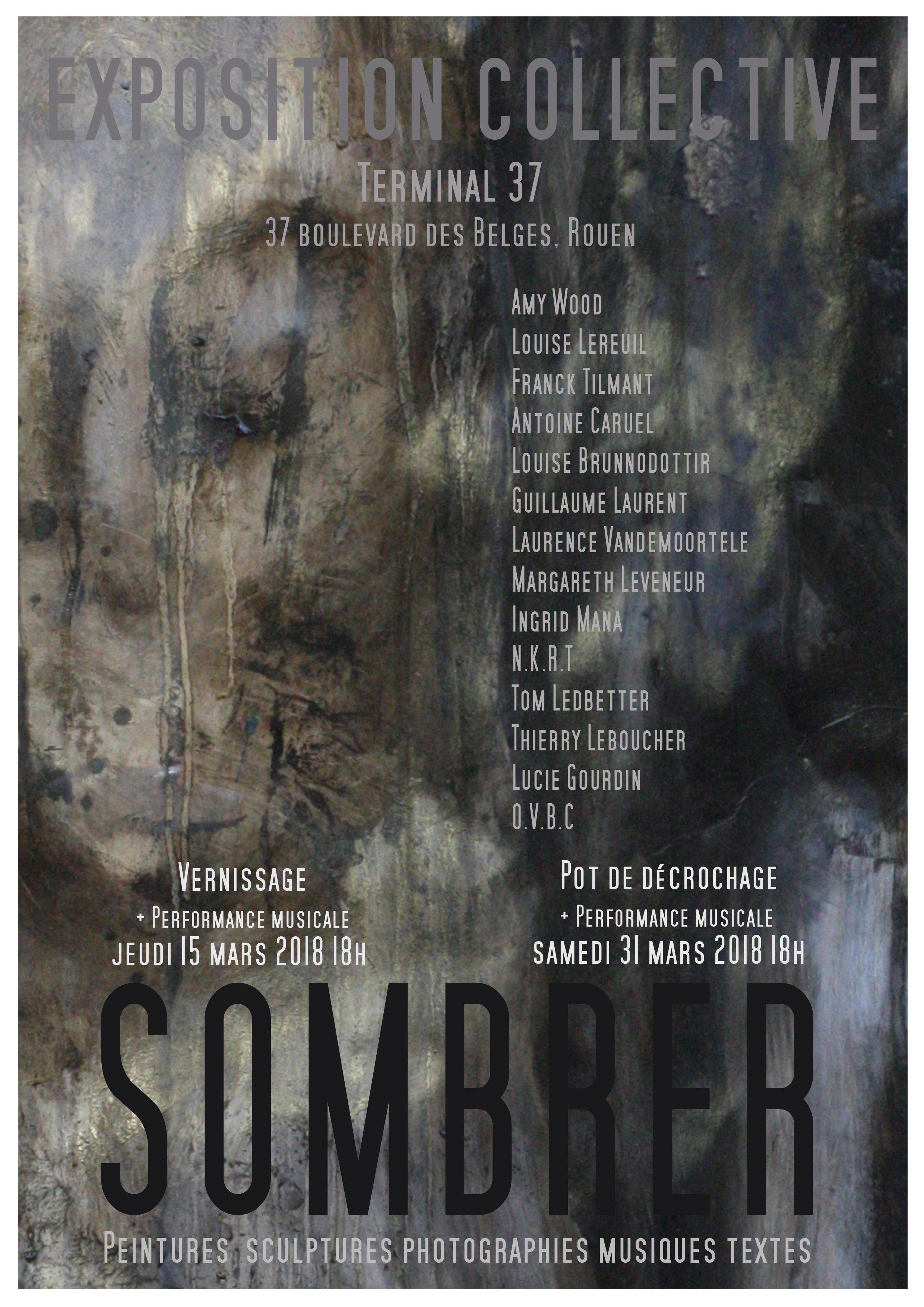 Affiche Sombrer 2018 copie
