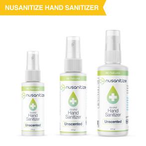Nusanitize Hand Sanitizer