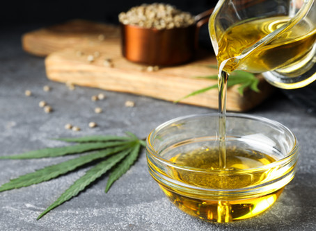The Amazing Benefits of Cooking with CBD Oil