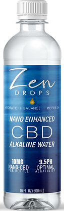 Nano Enhanced CBD Alkaline Water