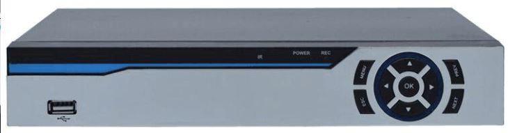 XVR-DVR-HVR 8 CANALES