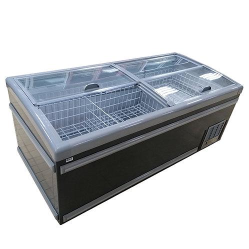 Chest display freezer