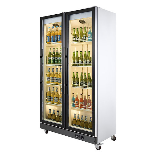 Free standing and built-in coolers