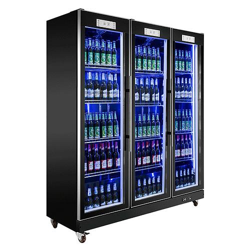 Vertical Back Bar Cooler