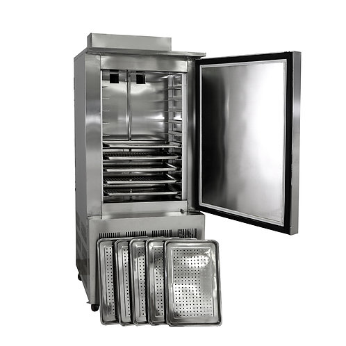 10 trays Blast chiller