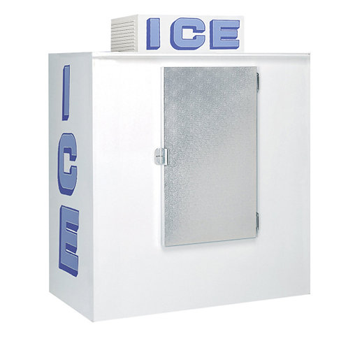 30-42 Cu.ft. capacity Bagged Ice Boxes Merchandisers
