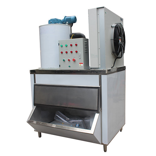 3/4/5/8/10T/day Ice Flaker Machine