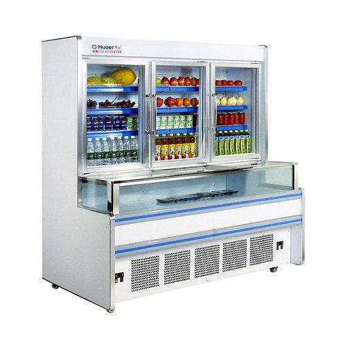 Combine freezer