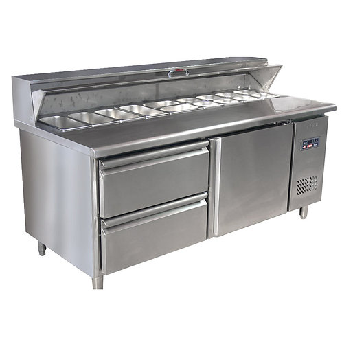 Salad/Pizza/Sandwich Food Preparation Counters