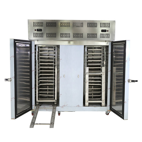 30 trays industrial blast freezer