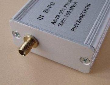 Cased Amplifier