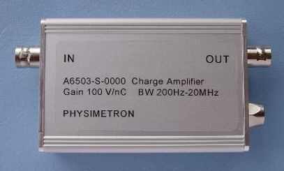 Charge Amplifiers