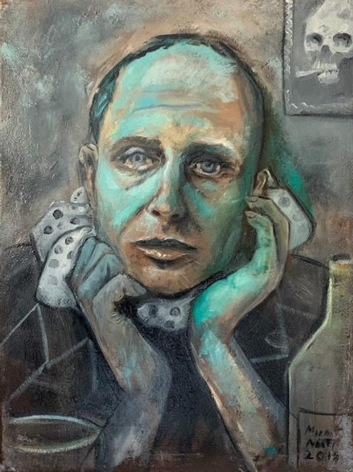 """Marco Nasti """"L'artista e l'arsenico"""""""