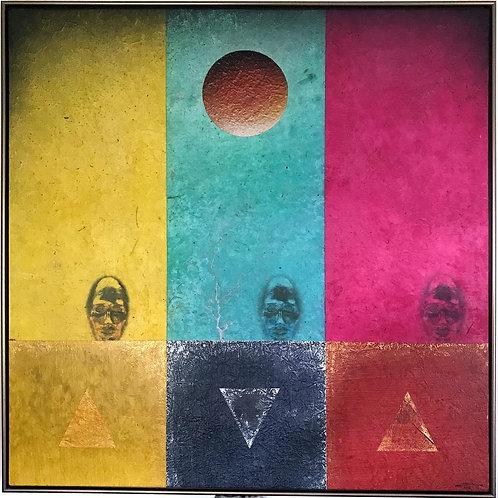 """Salvatore Mainardi """"Color Print 201"""""""